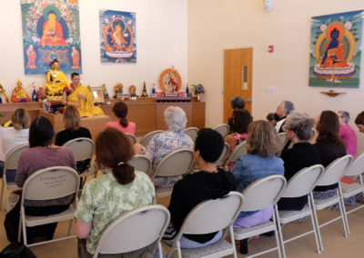 Malas and Mantras Workshop