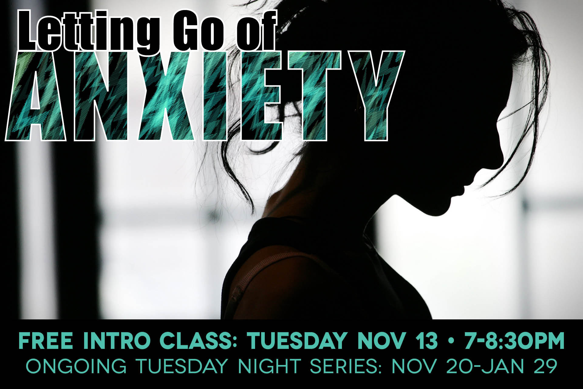 7 8 30pm Letting Go Of Anxiety Meditation And Buddhism In Long Island